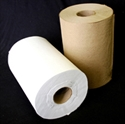 """Picture of Rolled  Paper Towel 10"""" Jumbo -Natural"""
