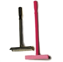 """Picture of 20"""" Auto Squeegee    1 Rubber Squeegee W/Wiper Blade"""