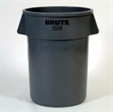 Picture of Brute Gray Waste Container  55 Gallon