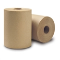 """Picture of Ecosoft Roll Paper Towel Natural HWRT 8"""" x 350'"""