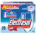 Picture of Finish Power Tabs 8/20 Auto Dish Wash Was Electrosol