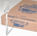 Picture of Guildware Fork Clear 1M Full Size Fork Heavy Weight