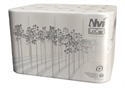 "Picture of NVI 26821 LoCor 1000'/Roll 2 Ply Toilet Tissue Poly Wrap-3.85"" X 4.05"""
