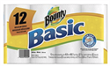 Picture of Basic Bounty  Paper Towel -White