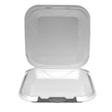 Picture of Medium 1 Compartment Foam Hinged Lid Tray
