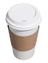 Picture of Brown Cup Buddies  / Hot Cup Jackets - Sleeve